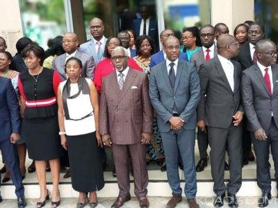 Côte d'Ivoire : Lutte contre l'orpaillage clandestin, le P G rassure: «les parquets et les procureurs de la République ont pris à bras le corps ce fléau afin de l'endiguer»