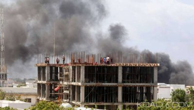 Somalie: 17 morts et 28 blessés dans un attentat islamiste à Mogadiscio