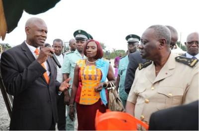 Côte d'Ivoire : L'objectif de  l'intensification des actions de proximité entreprises par la DGI auprès des populations
