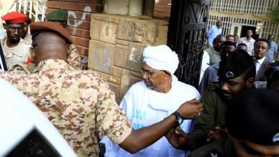 Soudan:  Le procès pour corruption d'Omar El Béchir reporté au 17 Août