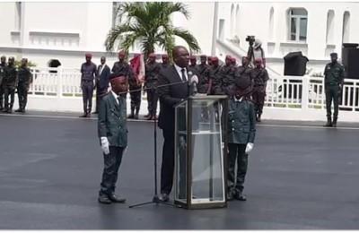Côte d'Ivoire: Hamed Bakayoko: