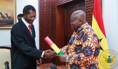 Ghana: Kofi Demetia nommé ambassadeur au Togo