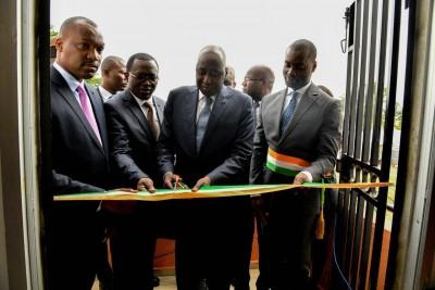 Côte d'Ivoire : A Bingerville, Gon procède à l'ouverture des 45 premiers guichets-emploi