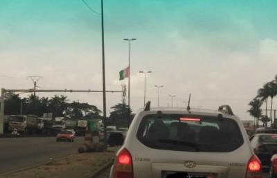 Côte d'Ivoire: Pour le 07 août, Abidjan arbore les couleurs nationales sans réel engouement