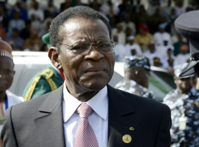 Guinée Equatoriale:  Avec 40 ans de règne,  Obiang détient le record mondial de longé...