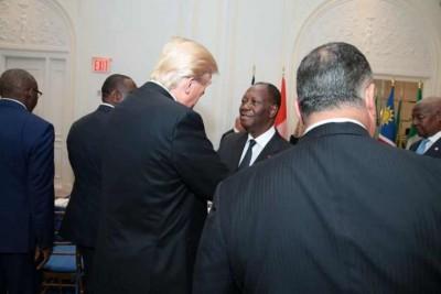 Les États-Unis et la Côte d'Ivoire coorganisent le Forum AGOA 2019 à Abidjan