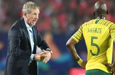 Afrique du Sud : Le sélectionneur écossais Stuart Baxter quitte les Bafana Bafana