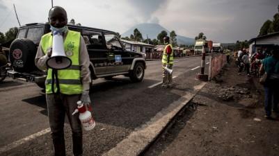 RDC:  Un convoi de lutte anti-Ebola essuie des tirs dans l'est, aucun blessé