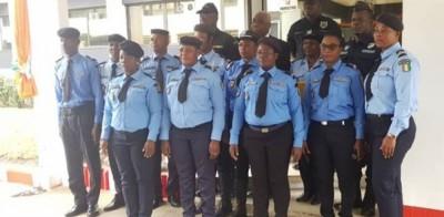 Côte d'Ivoire: Duncan remet la somme de quatre millions FCFA aux agents de Police de l'Unité de Régulation de la Circulation pour leur professionnalisme