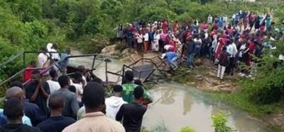 Nigeria: Un pont effondré à Bauchi fait des victimes parmi les étudiants de l'ATBU
