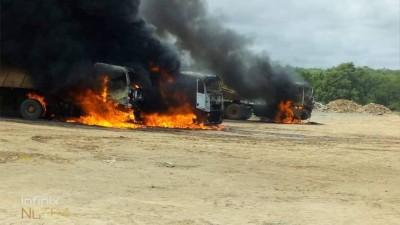 Burkina Faso: Une mine d'or vandalisée et incendiée par des populations à Youga