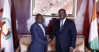 Côte d'Ivoire : Cité d'avoir été mandaté par Ouattara pour empêcher la rencontre entre Gbagbo et Bédié, KKB réagit