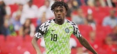 Nigeria:   Transfert à Everton, Alex Iwobi le joueur le plus cher du pays