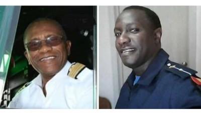 Guinée:  Crash d'un hélicoptère au large, les corps des deux gradés de l'armée retrouvés
