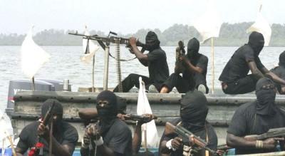 Nigeria:   Libération de 10 marins turcs , kidnappés mi -juillet par des pirates