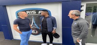 Cameroun: Samuel Eto'o discute d'une collaboration entre sa fondation et le Paris FC