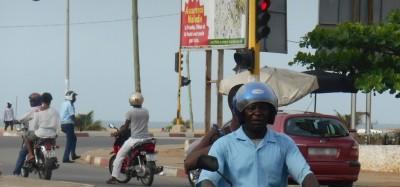 Togo: Bilan des accidents de route, avis et délai pour les usagers à deux roues