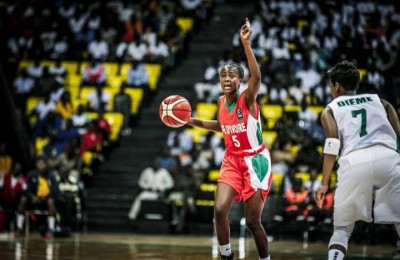 Côte d'Ivoire: Afrobasket 2019, belle réaction des ivoiriennes après leur naufrage devant les lionnes du Sénégal