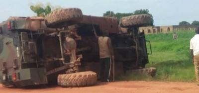 Ghana: Un soldat trouve la mort dans une voiture blindée à Zebilla