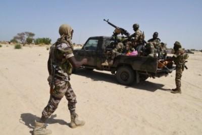 Niger: Un véhicule de l'armée saute sur un engin explosif, 04 morts