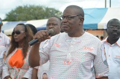 Côte d'Ivoire: Présidentielle 2020, le RPP de Ouattara Gnonzié veut mobiliser au moins deux millions d'électeurs