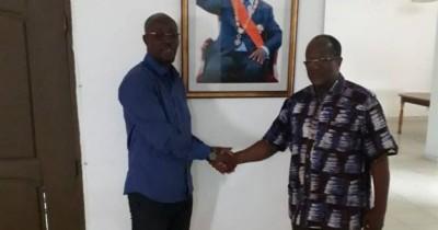 Côte d'Ivoire: Congrès du Cojep, le Parti de Blé au siège de EDS pour inviter la plateforme de Ouégnin
