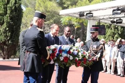 Côte d'Ivoire : 75è anniversaire du débarquement de Provence, Ouattara : « Un moment qui rappelle  la contribution des troupes africaines à la libération de la France »