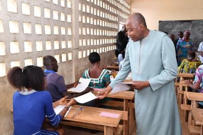 Côte d'Ivoire : Les stages d'accompagnement à la prise de fonction des enseignants contractuels  débutent lundi prochain