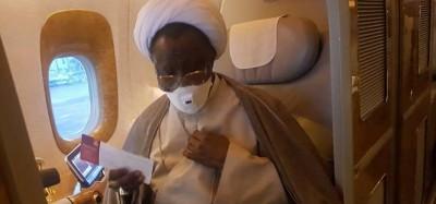 Nigeria-Inde : El-Zakzaky retourne à la case départ, voyage sanitaire bredouille en Inde