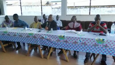 Côte d'Ivoire: A Guiglo, Guiriéoulou «nous sommes dans un pays où un régime a été installé par la force», il demande aux militants de se mobiliser pour chasser Ouattara du pouvoir