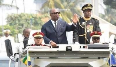 Gabon: 59ème anniversaire, Ali Bongo prend part à la parade militaire