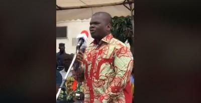 Côte d'Ivoire: A Port-Bouët, Kanigui invite les ivoiriens à tuer en eux la peur pour faire partir le pouvoir RHDP en 2020