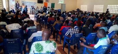 Côte d'Ivoire : À Botro pendant la JIJ 2019,  le conférencier révèle « c'est notre me...
