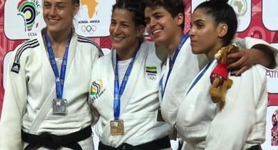 Gabon: Les panthères du Gabon remportent 3 médailles au judo lors de la 2ème journée de la 12ème édition des Jeux africains