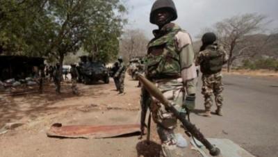 Nigeria:   Quatre soldats tués dans une embuscade des combattants d' ISWAP