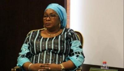 Côte d'Ivoire: L'ivoirienne Macoura Dao   élue nouvelle présidente du Réseau des Femm...