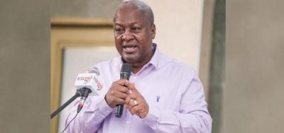 Ghana : Présidentielle 2020, Mahama dément le choix de Kwesi Botchwey comme son colis...