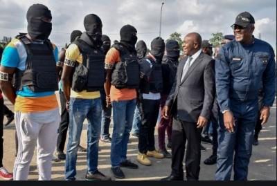 Côte d'Ivoire : Le bilan partiel de  l'« Opération Vacances sécurisées 4  » fait état...