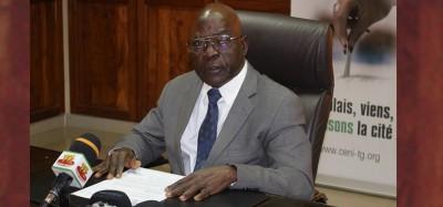 Togo : Municipales, résultats provisoires des partielles, UNIR en triomphe