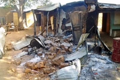 Nigeria: Des hommes armés à moto  tuent 16 villageois dans l' Etat de Katsina