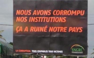 Côte d'Ivoire: Après le rapport de l'Afro baromètre quant à la corruption généralisée...