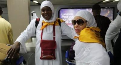 Côte d'Ivoire: Hadj 2019, 107 pèlerins ayant accompli le 5ème pilier de l'Islam de retour depuis hier à Abidjan