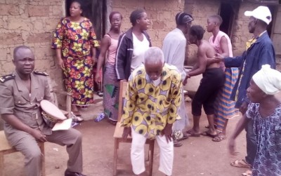 Côte d'Ivoire: A Biankouman, après des vives tensions suite à la mort brutale d'un ad...