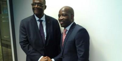 Côte d'Ivoire: 2020, pour sa plateforme, le PDCI va à la rencontre de Blé Goudé à la Haye