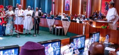 Nigeria : Buhari dévoile le nouveau gouvernement fédéral, 43 ministres nommés