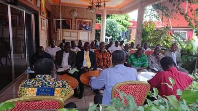 Côte d'Ivoire: 2020, Assoa Adou à Adzopé et à l'ouest du pays pour porter un message de Gbagbo