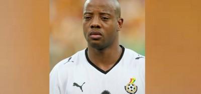 Ghana: Décès de l'ancien joueur Junior Agogo