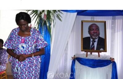 Côte d'Ivoire: Hommage à Philippe Attey, Simone Gbagbo révèle : « J'ai toujours été a...