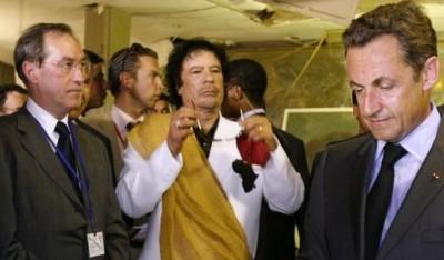 Libye:  Soupçons de financements libyens, un ancien banquier fanco-djiboutien inculpé en France