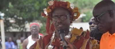 Côte d'Ivoire: Songon-Dagbé, Nangui Magès, au nom de la chefferie montante, assure: «Nous sommes désormais des hommes capables et définitivement accomplis»
